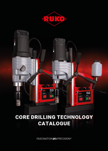RUKO Core drilling technology English