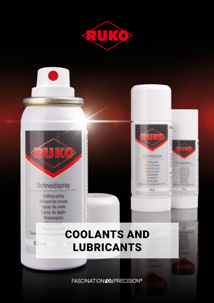RUKO Coolants and lubricants English