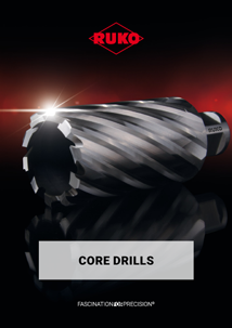RUKO Core drills English