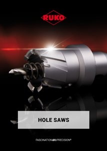 RUKO Hole saws English
