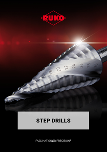 RUKO Step drills English