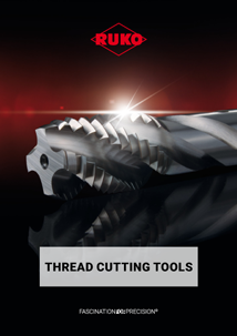 RUKO Thread cutting tools English