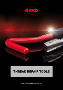 RUKO Thread repair tools English