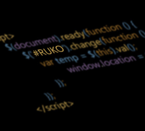 New RUKO website is online