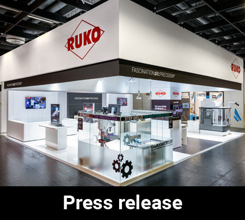 "Technological highlights and ""hands-on precision"" at RUKO at the International Hardware Fair 2018"
